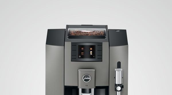 Jura E8 Dark Inox (EB) Modell 2020