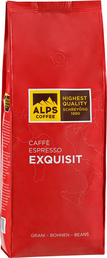 ALPS Coffee - Schreyögg Expuisit  Espresso Kaffee 1000 Gramm Bohnen